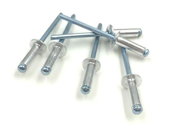 抽芯铆钉铝脑头铝芯封闭型抽芯铆钉